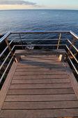 Sunrise Pier — Stok fotoğraf
