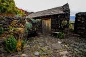 Abandoned Houses In El Hierro Island — Stock Photo