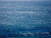 Texture de l'eau bleue — Photo