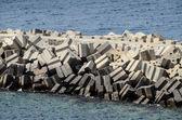Molo di pietra — Foto Stock