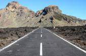 Long Lonely Road — Stockfoto