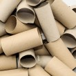 Empty Toilet Paper Roll — Stock Photo #60168185