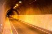 Undergound Dark Tunnel — Stok fotoğraf