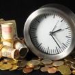 Time is Money Concept — Stock Photo #61725479
