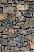 护墙石 — 图库照片