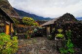 Abandoned Houses In El Hierro Island — Photo