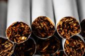 Industria del tabacco — Foto Stock