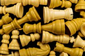Chess texture — Stock Photo