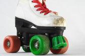 Consumed Roller Skate — Stock Photo