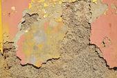 Colored Vintage Peeling Texture — Stock Photo