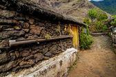 Abandoned Houses In El Hierro Island — ストック写真