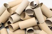 Empty Toilet Paper Roll — Stock Photo