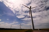 Windmill Wind Turbine — Foto de Stock
