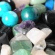 Colored Semi Precious Stones — Stock Photo #70107355