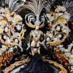 Traditional Carnival Venice mask — Stock Photo #72102523