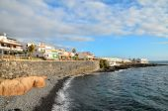Dorf am Meer — Stockfoto