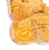 Nacho chips snack — Stock Photo