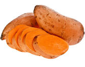 Sweet potatoes — Stock Photo
