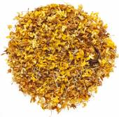 Osmanthus Fragrant Flower Tea — Stock Photo