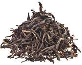Dry black Indian tea — Stock Photo