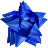 Decoration bow for gift — Stock Photo