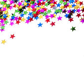 Holiday stars background — Fotografia Stock