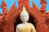 Candle festival w Tajlandii — Zdjęcie stockowe