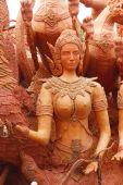 Candela festival in Thailandia — Foto Stock