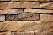 Brick wall background texture — Stock Photo