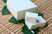 Japanese tofu — Stock Photo