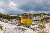 Dachstein Ropeway Gondola — Stock Photo