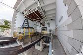 Dachstein-Krippenstein kabelbaan — Stockfoto