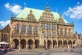 Town hall Bremen, Germany — Stock Photo