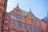 Glockenspiel at Boettcher street, Bremen — Stock Photo