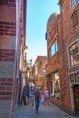 Boettcher street, Bremen — Stock Photo