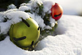 Christmas Winter Bells — Stock Photo