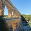 Pont du Gard  in Southern France — Stock Photo #64819221