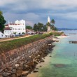 Panorama of Galle fort, — Stock Photo #68374057