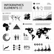 Vector infographic elements — Stock Vector #68580841