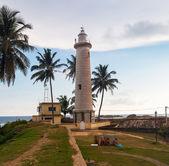 Lighthouse in Galle fort, Sri Lanka — Stock Photo
