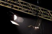 Spotlights from overhead — Stock Photo
