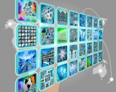 Interface of interfaces — Stock Photo