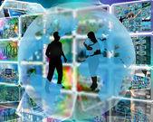 Bubble — Stock Photo