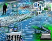 World of internet — Stock Photo