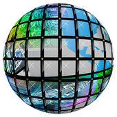 Bola esfera — Foto de Stock
