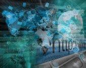 Internet world — Fotografia Stock