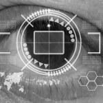 Human eye — Stock Photo #61184247