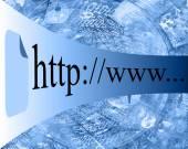 Website — Stock Photo