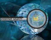 Internet search — Stock Photo