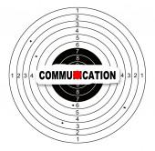 Communication — Stockfoto